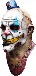 Monsterachtig clownsmasker voor volwassenen Halloween