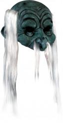 Masker van een boosaardige tovenaar voor volwassenen Halloween