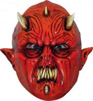 Masker van een duivels monster voor volwassenen Halloween