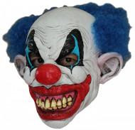 Kostuum van een boosaardige clown voor volwassenen