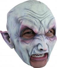 Bleke vampier masker voor volwassenen