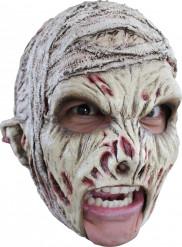 Angstaanjagend mummiemasker voor volwassenen Halloween