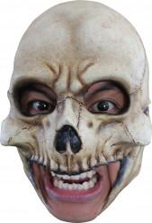 Masker van een schedel voor volwassenen Halloween
