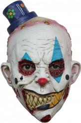 Horror clownsmasker voor volwassenen