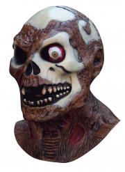 Masker van een blinde zombie voor volwassenen Halloween