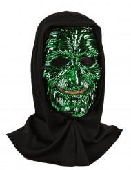 Tovenaarsmasker voor volwassenen Halloween