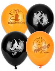 Set van 100 Halloween ballonnen