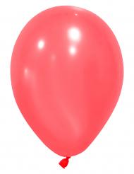 12 rode ballonnen van 28 cm