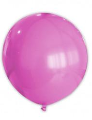 Reusachtige fuchsia ballon