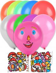 10 personaliseerbare ballonnen