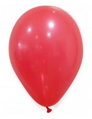 100 rode ballonnen van 27 cm
