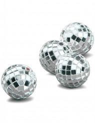 Set van mini discoballen