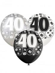 Ballon 40 jaar