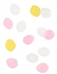 Papieren bloemblaadjes
