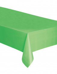 Rechthoekig plastic limoen tafelkleed