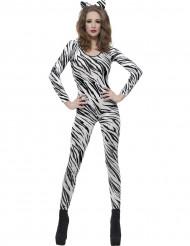 Zebra pak voor dames