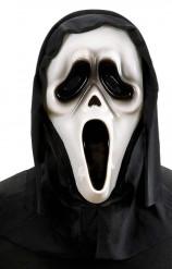Masker van een lichtgevend moordenaars spook voor volwassenen