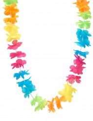 Veelkleurige Hawaï ketting voor volwassenen