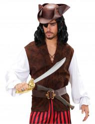 Kostuum piratenhemd voor volwassenen