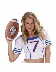 Opblaasbare American football-bal.