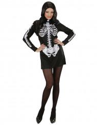 Skelettenjurk voor volwassen vrouwen