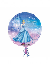 Happy Birthday Assepoester Disney™ ballon