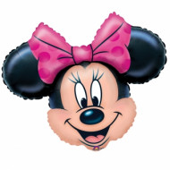 Aluminium ballon XL Minnie™