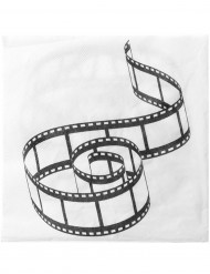 Set bioscoop servetten