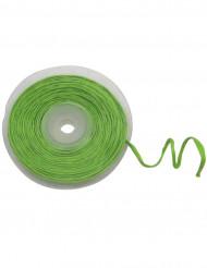 Groen raffia draad