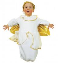 Engelenkostuum voor baby