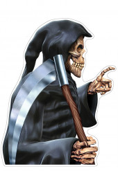 Reaper autosticker