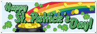 Banier Happy Saint-Patrick