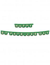 Groene slinger Happy St. Patrick's Day