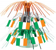 Tafel versiering vlaggetjes van Ierland