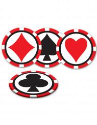 Casino onderzetters