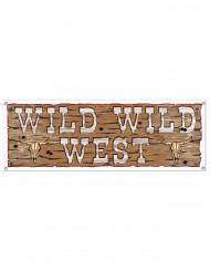 Wild Wild West banier