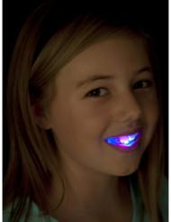 Lichtgevend LED kunstgebit