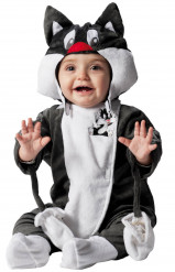 Sylvester™ Looney Tunes™ kostuum voor baby