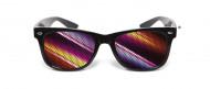 Kleurrijke bril voor volwassenen