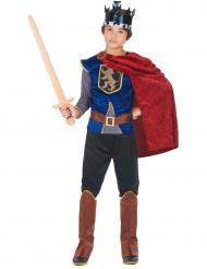 Middeleeuwse Koning Leeuw kostuum voor jongens