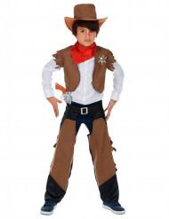 Klassiek cowboykostuum voor jongens
