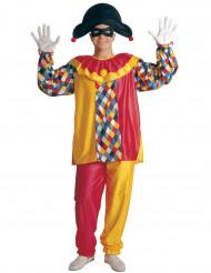 Harlekijn kostuum voor volwassenen