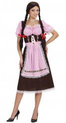 Tiroler jurk voor vrouwen