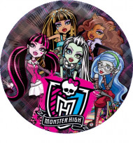 Folie ballon Monster High™ 66 cm