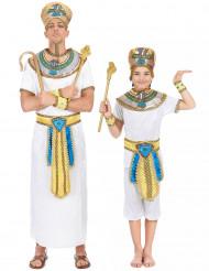 Koppels Kostuums Egyptenaar vader en zoon