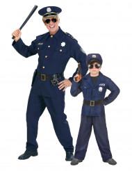 Koppelkostuum agent vader en zoon