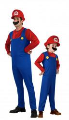Koppels Kostuums Mario vader en zoon