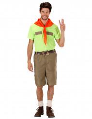 Padvinder scout kostuum voor heren