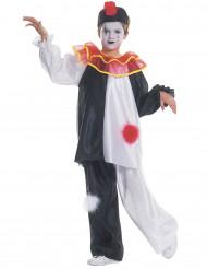 Pierrot kostuum voor jongens