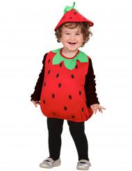 Aardbei kostuum voor meisjes